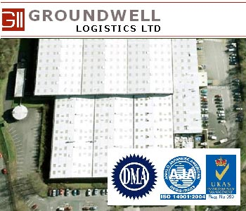 Groundwell Logistics - PRIAM client case study